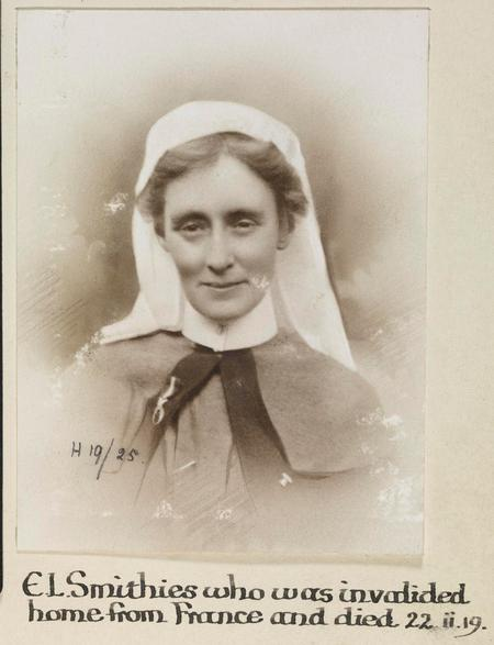 Profile picture for Ettie Louisa Smithies