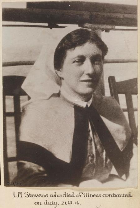 Profile picture for Lottie Mabel Stevens
