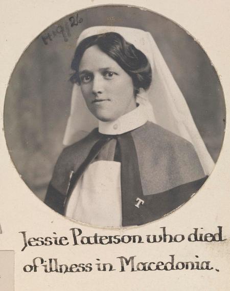 Profile picture for Jessie Jane Paterson