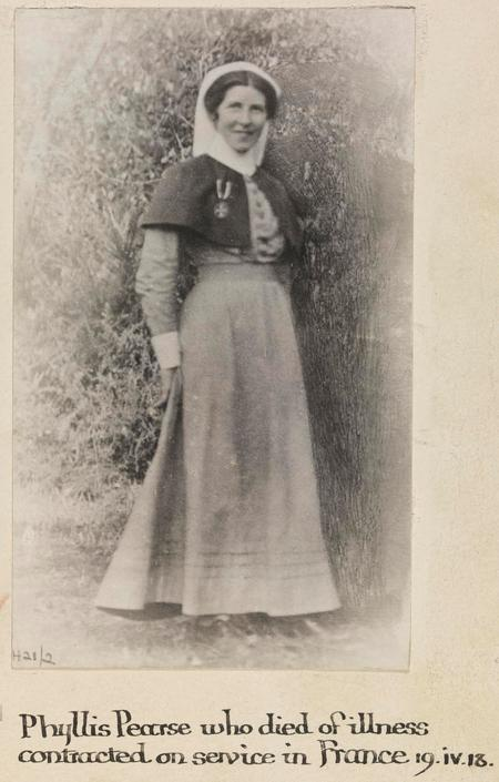 Profile picture for Phyllis Ada Pearse