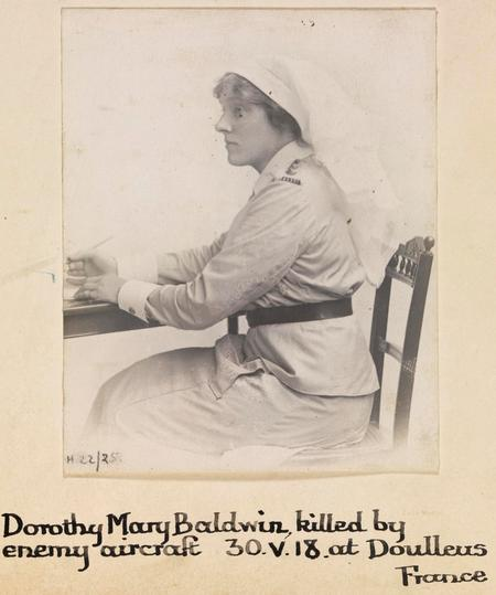 Profile picture for Dorothy Mary Yarwood Baldwin