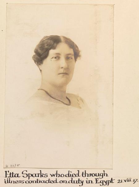 Profile picture for Etta Sparks