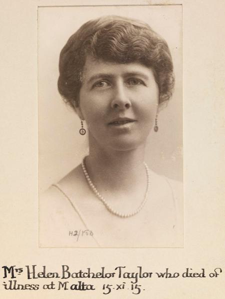 Profile picture for S Helen Margaret Batchelor-Taylor
