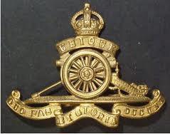 RFA badge.