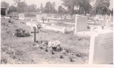 Grave photo Henry John parsons