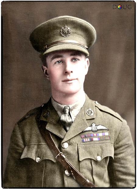 Profile picture for James Thomas Byford Mccudden