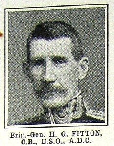 Profile picture for Hugh Gregory Fitton