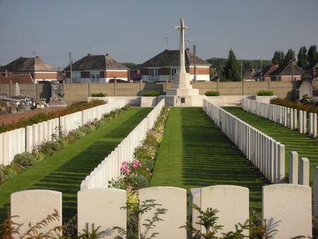 Denain Communal Cemetery