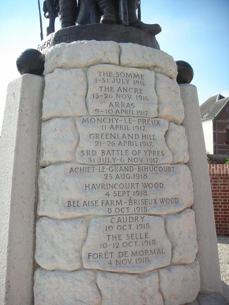 Monument to 37th Division