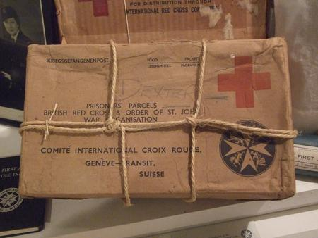 Typical Red Cross Parcel