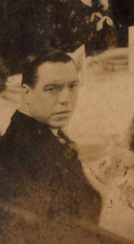 John Robinson circa 1938