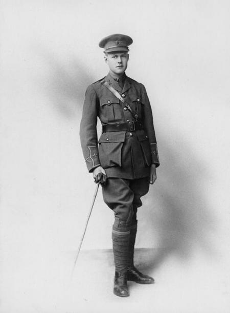 Portrait photograph of John Arden Acworth