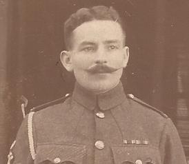 Profile picture for Percy John Farman