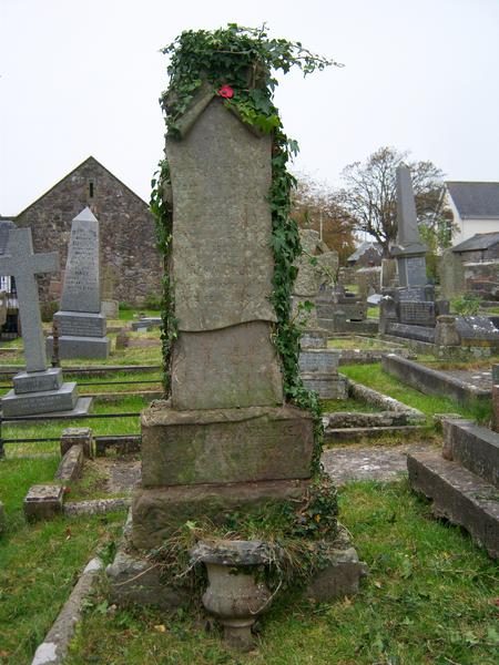 The Brooke Family Grave