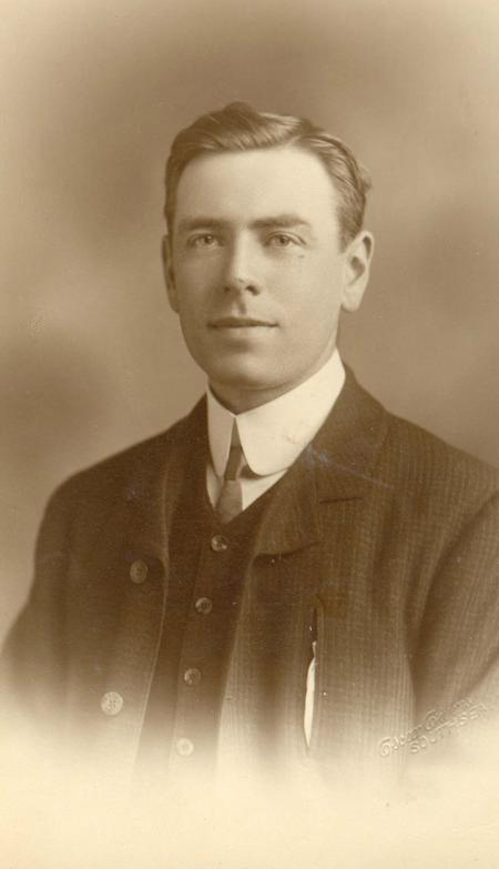Profile picture for Edward E Cushen