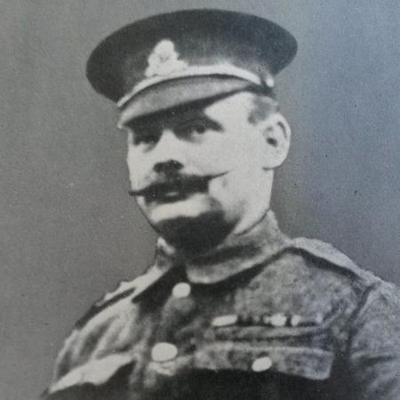 Profile picture for Cecil Edward Metcalfe