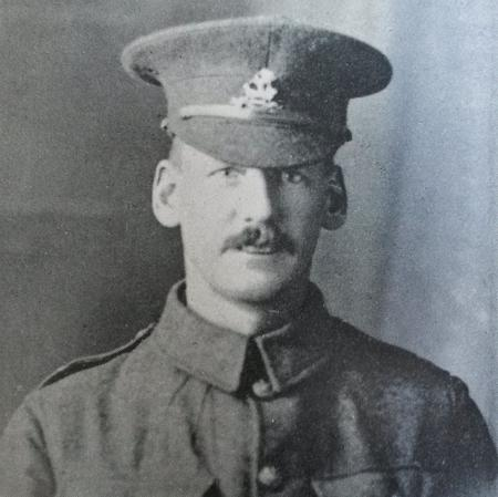 Profile picture for Francis Joseph Sheard Harte
