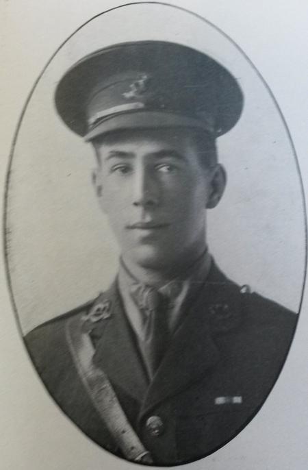 Capt H H Aykroyd MC