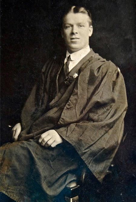 Profile picture for Edward Aneurin Lewis