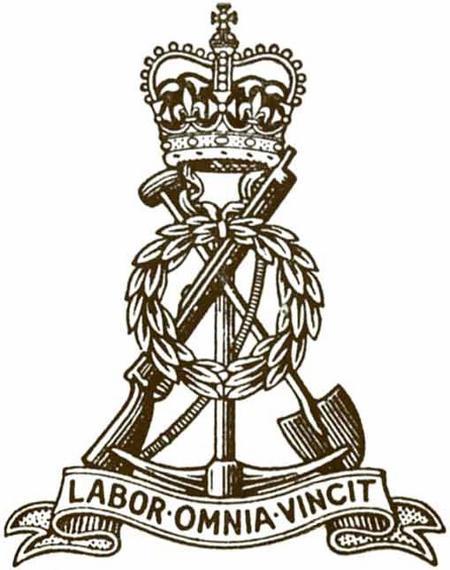 Labour Corps Insignia