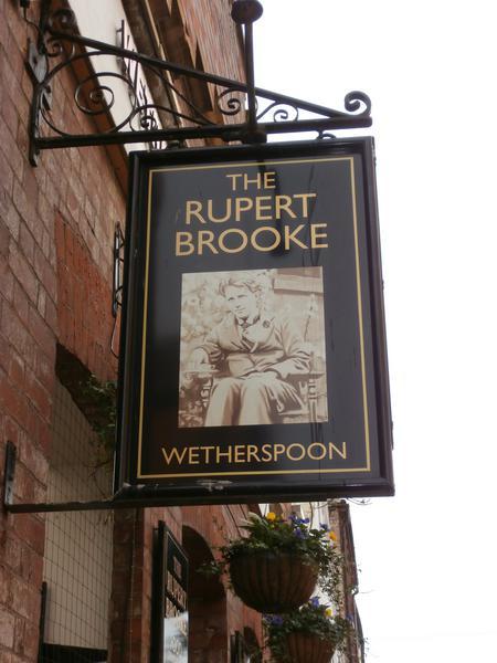 The Rupert Brooke Pub