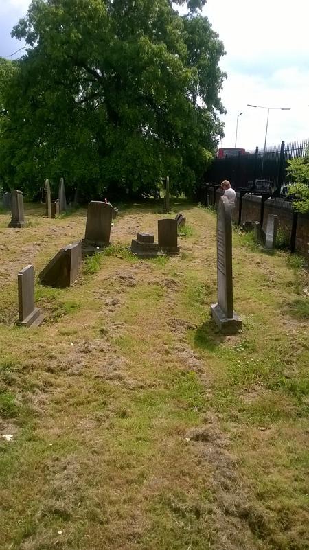 Grave of Henry O'Brien and Caroline Mary O'Brien