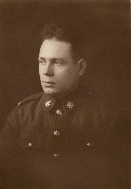 Profile picture for Victor Gordon Austin