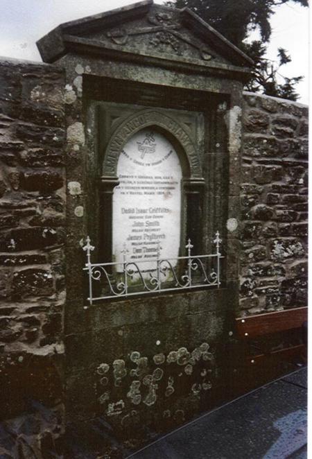Myddfai War Memorial.