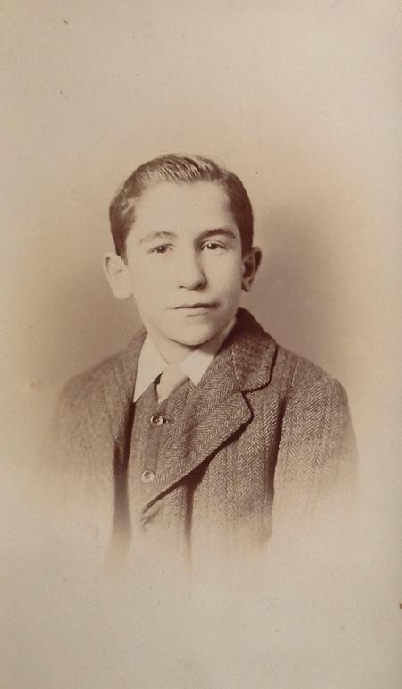 Profile picture for Albert Victor Biggs