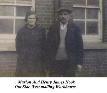 Profile picture for Henry James Hook