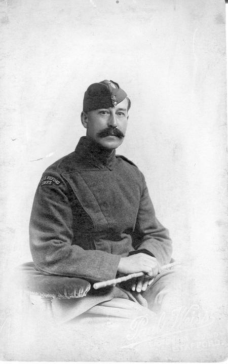 Profile picture for Frederick Chesterton Lamsdale