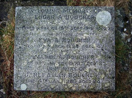 Profile picture for Edgar Allen Boucher