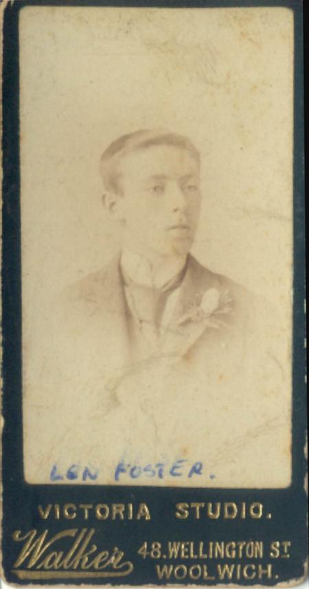 Profile picture for Leonard Foster