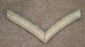 Lance Corporal Stripe