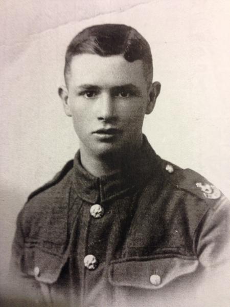 Profile picture for Arthur Ernest Gilbert