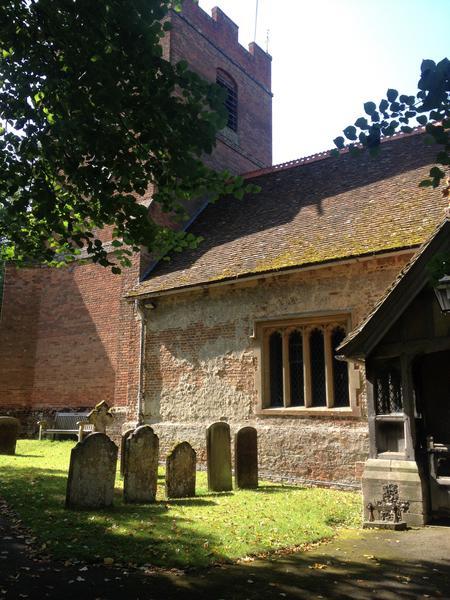 Rotherwick Church, Hampshire.