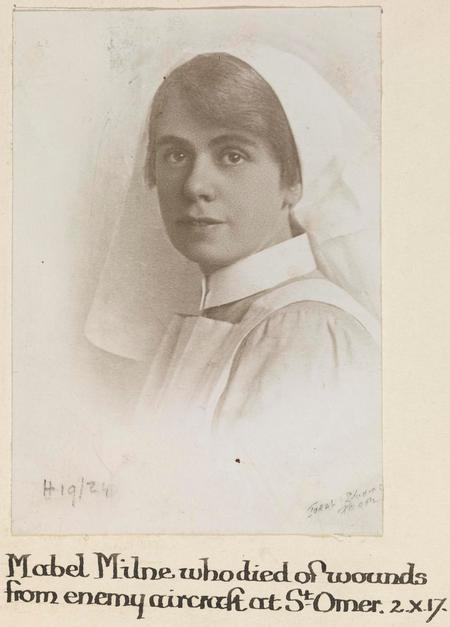 Profile picture for Mabel Lee Milne