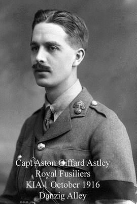 Profile picture for Aston Giffard Astley