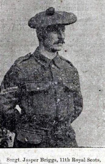Profile picture for Jasper Briggs