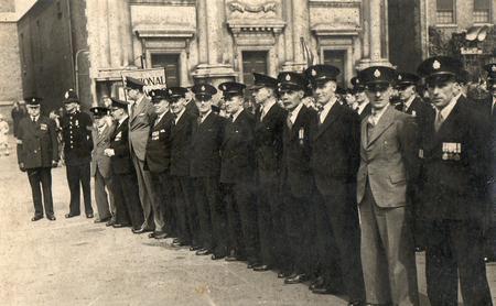 National Service Volunteers Parade