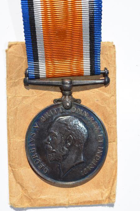British War Medal, 1914-18