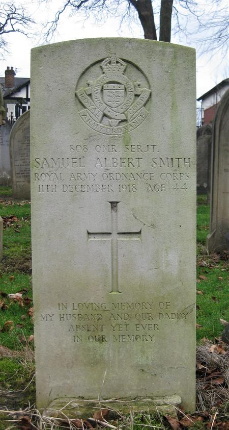 Profile picture for Samuel Albert Smith