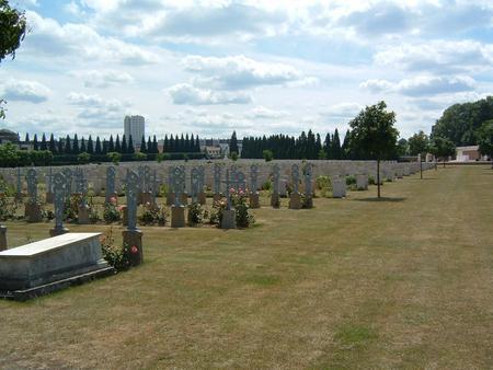 St.Sever Cemetery Extension, Rouen, Seine-Maritime
