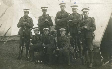 James Brunskill  1914