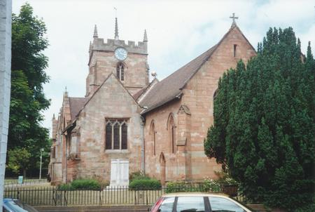 Church of St John in Bedwardine, Worcester
