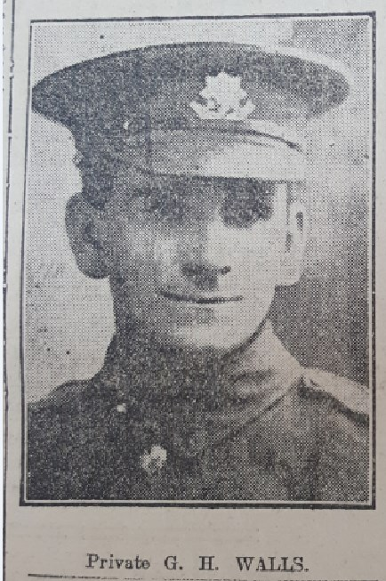 Profile picture for George Henry Walls