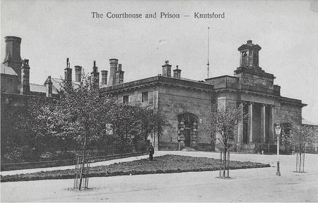 The Court House and Prison Knutsford