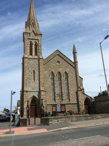 Buckie South Church - the Imlah Church