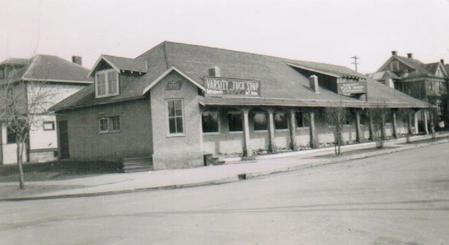 Tuck Shop at University of Alberta