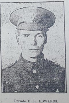 Profile picture for Ernest Robert Edwards